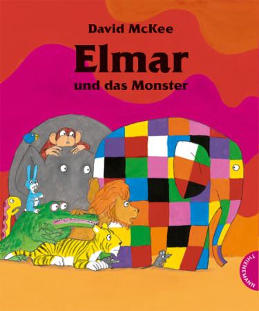David McKee: Elmar und das Monster