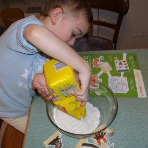 """""""Mama, ich nehm' dann mal die Salaschüssel""""..."""