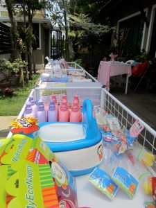 Baby products on sale
