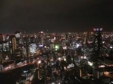 Osaka desde el cielo