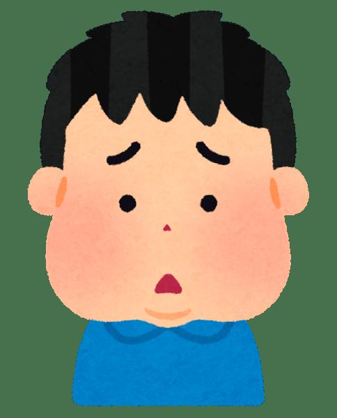 おたふく風邪の子供の症状とは?熱が下がらず感染する?嘔吐も