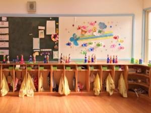 幼稚園入園準備