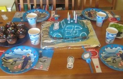 Geburtstagsparty organisieren