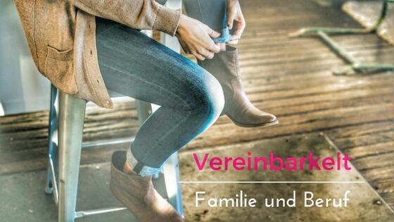 Die Vereinbarkeit von Familie und Beruf ist nicht einfach.