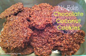 No-Bake Chocolate Coconut Cookies Recipe
