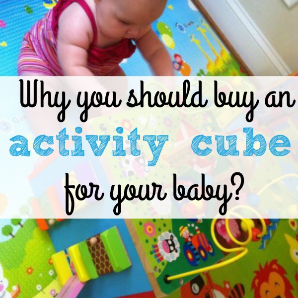 Find out why this toy is so worth buying! #babytoys #toys #activitycube #toy #woodentoy