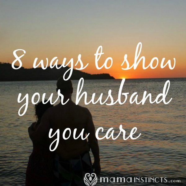 A healthy marriage is key to a happy family. Try these tips to show your partner how much you care about them. #parenting #relationship #marriage #love