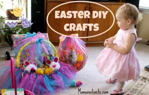 Easter DIY crafts
