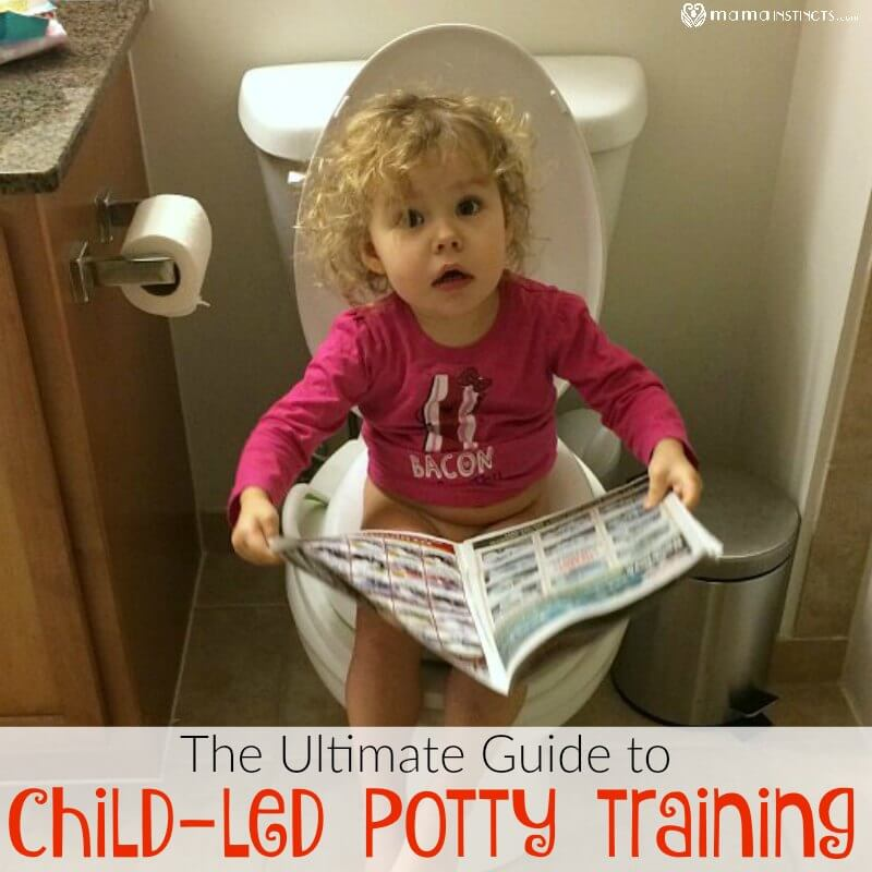 The Ultimate Guide to Child-led Potty Training