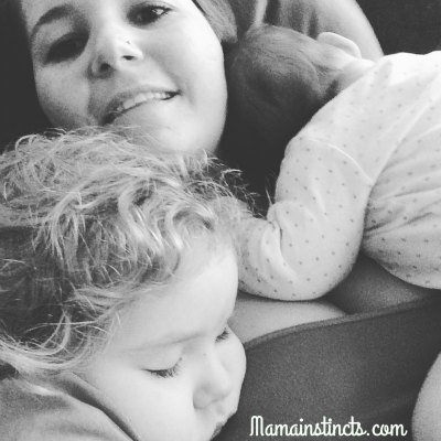 When I was pregnant I remember wondering how life would be once my second baby was born. Now that I'm three months in I'd like to share my experience with you. #parenting #momlife #momof2 #parentingsiblings