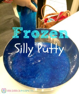 FrozenSillyPutty