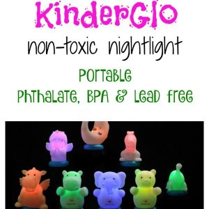 Non-toxic nightlight {KinderGlo}