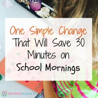 Ready to send your kids to school? Is this your first time around? Try these tips so you don't waste any time during your school mornings.