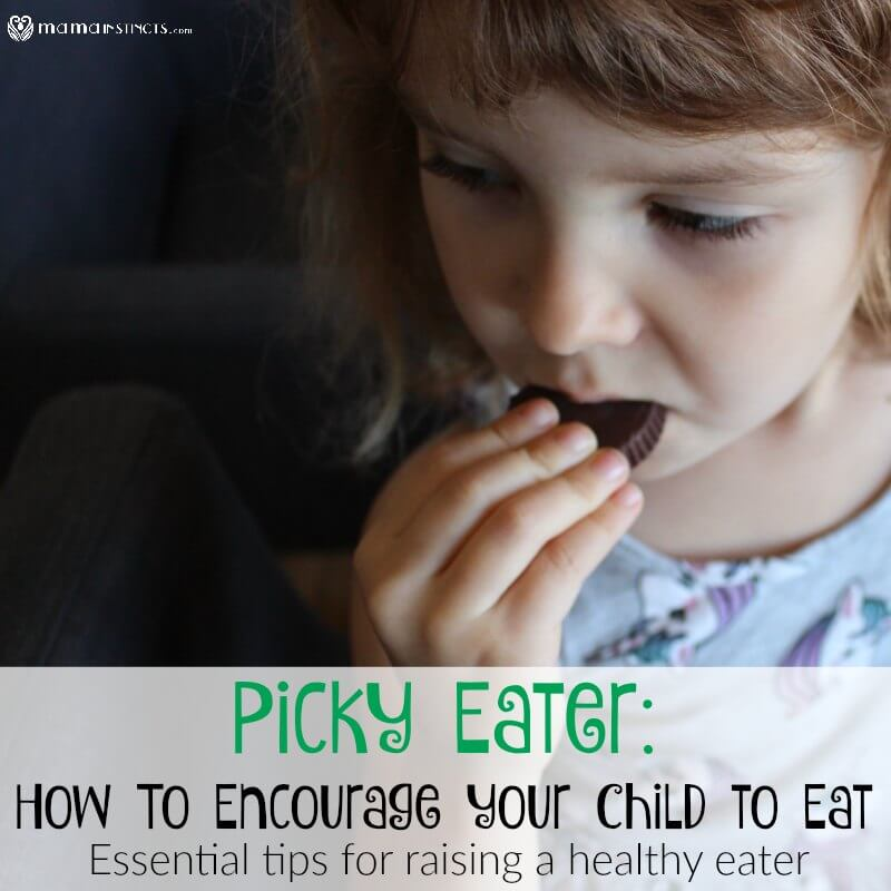 Picky Eater: How To Encourage your Child to Eat