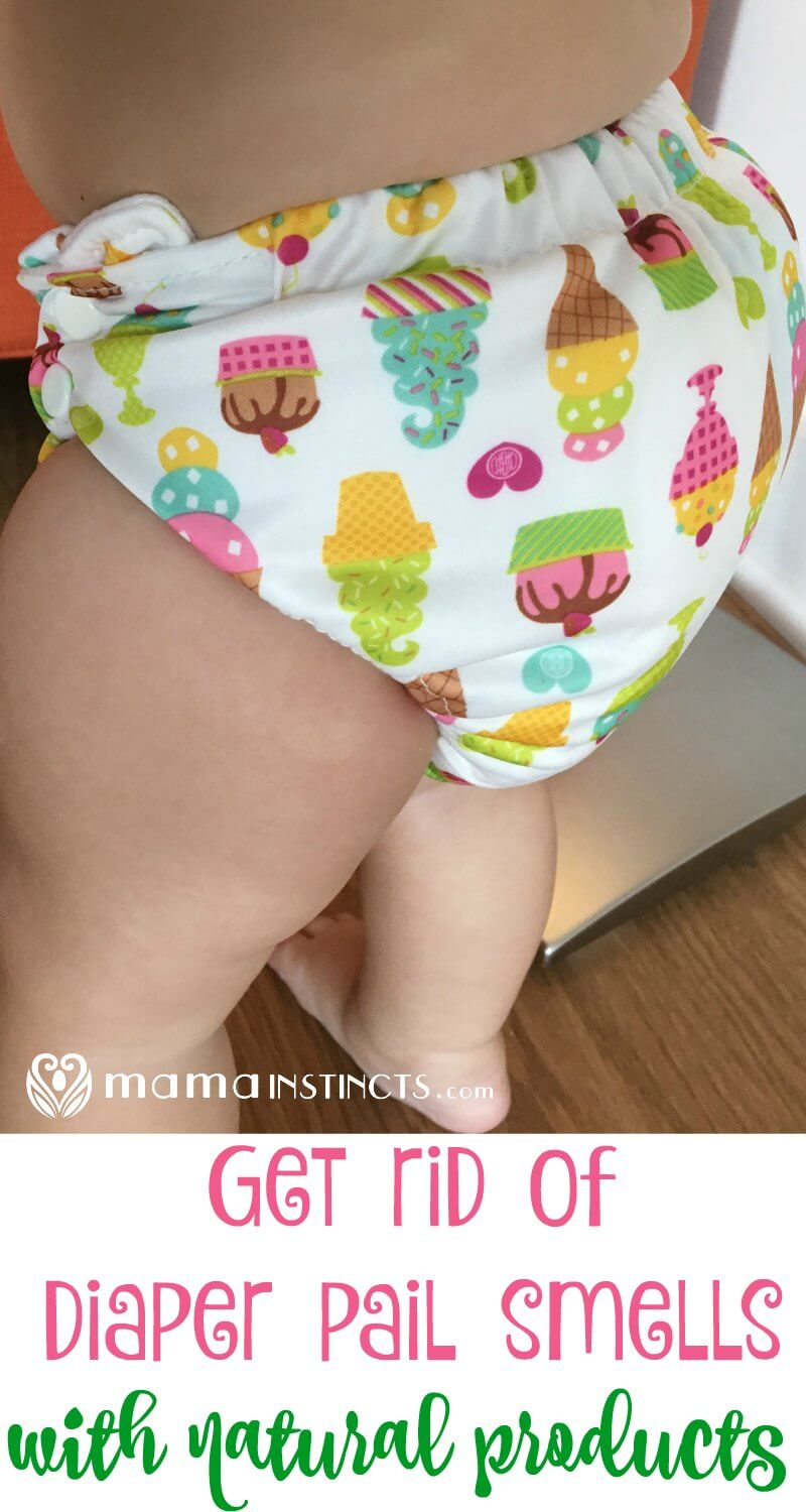 Get Rid of Diaper Pail Smells with Natural Products – Mama