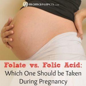 Folate vs. Folic Acid: Which One Should be Taken During Pregnancy