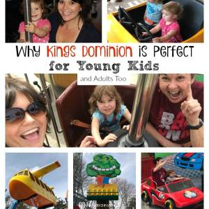 Why Kings Dominion is Perfect for Young Kids (and Adults Too)