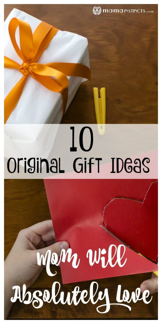 Tired of getting things you don't like or don't want? Check out this list with 10 epic gift ideas for Mother's Day. Share it with your friends so you partner and loves one get a hint and get you one of these gifts.