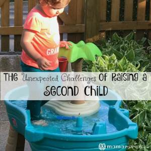 The Unexpected Challenges of Raising a Second Child