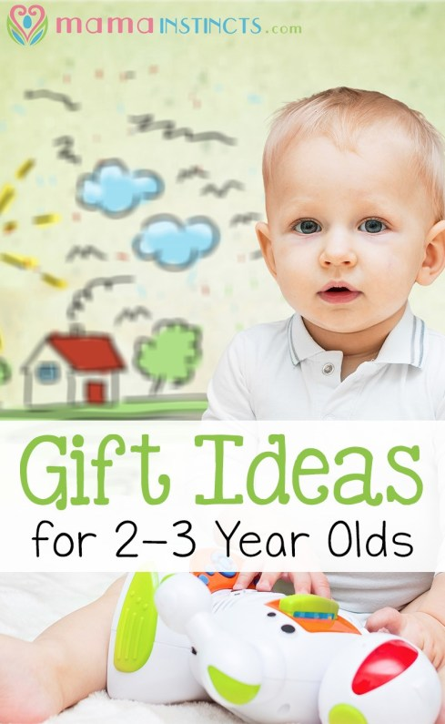 Your kiddo won't be disappointed with these fun toys ideal for kids 2 to 3 years old.