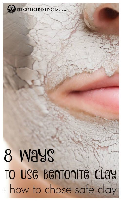 What is bentonite clay? Is it safe? Find out 8 surprising ways you can use bentonite clay in your beauty regime and for overall health