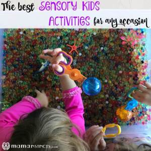 The Best Sensory Kids Activities for Any Occasion