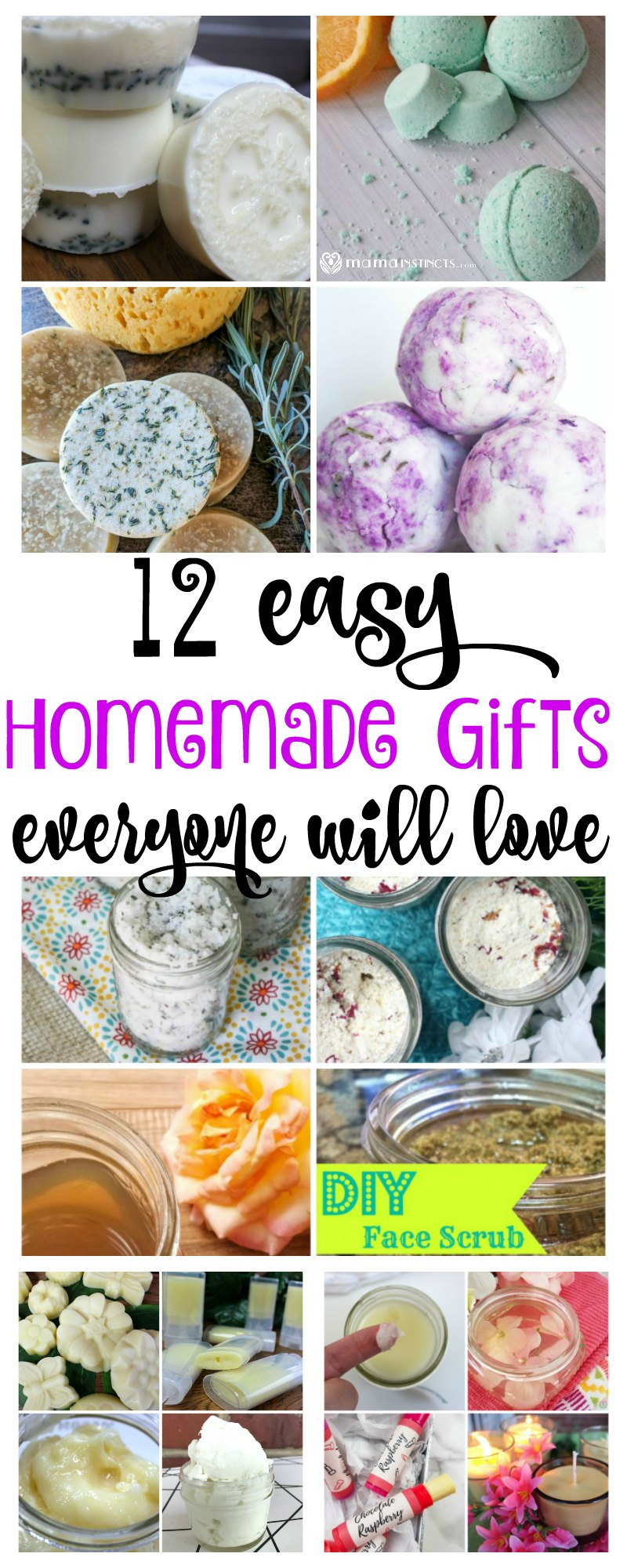 12 easy homemade gifts everyone will love mama instincts