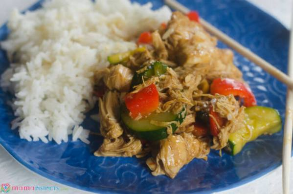 Instant Pot Kung Pao Chicken – Mama Instincts®