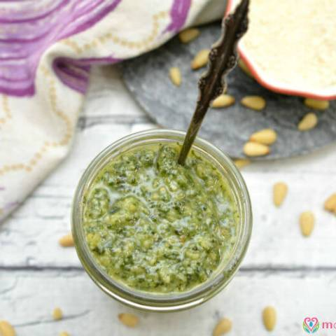Simple and Tasty Homemade Pesto