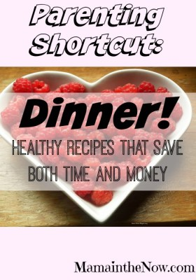 Parenting Shortcut: Dinner!