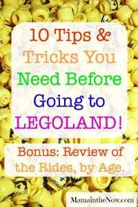 Ten Tips and Tricks You Need Before Going to Legoland
