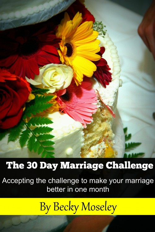 """""""The 30 Day Marriage Challenge"""" Book Review"""