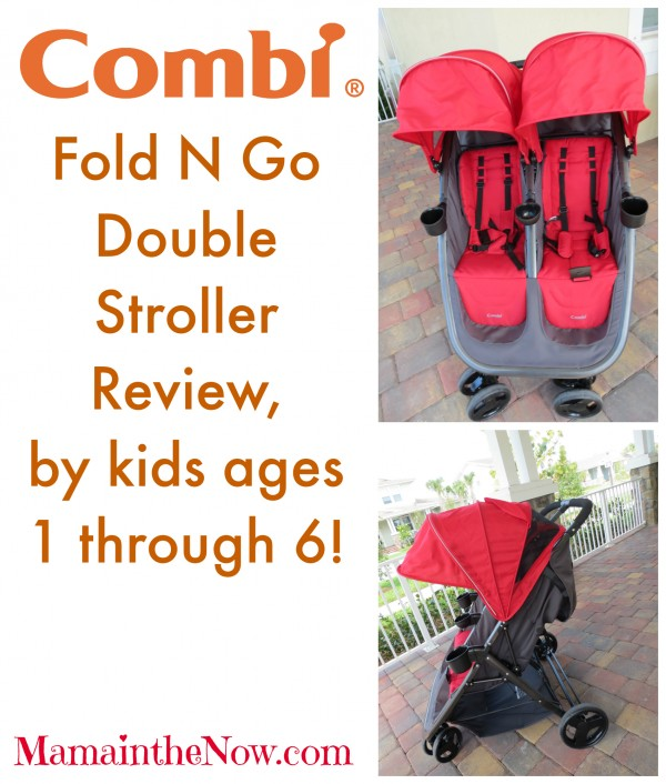 Combi Fold N Go Stroller Review