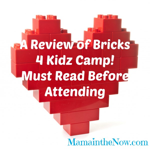 A Review of Bricks 4 Kidz Camp