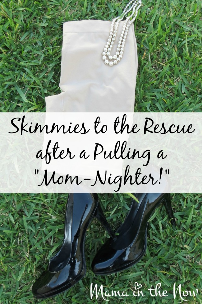 """Skivvies by Jockey to the Rescue After Pulling a """"Mom-Nighter!"""""""