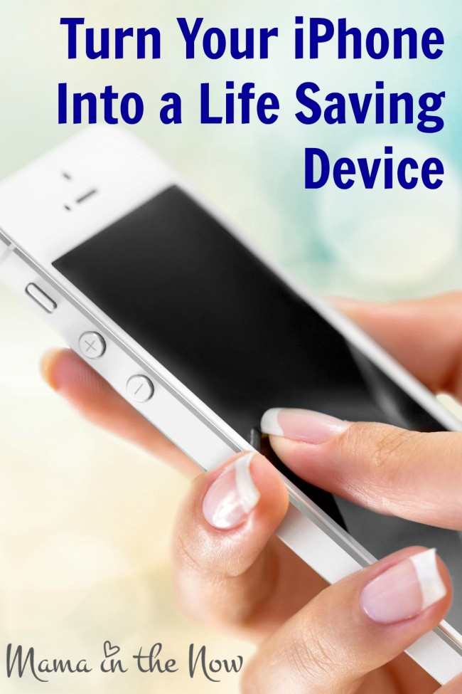 Turn Your iPhone Into a Life Saving Device. Follow these simple steps to set your phone up to speak for you - when you can't!