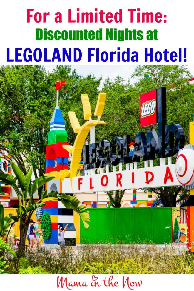 LEGOLAND Florida Hotel Discount