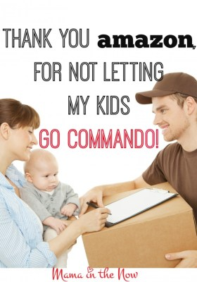 Thank you amazon, for not letting my kids go commando