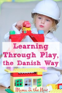 Learning through play, the Danish Way. Learn the importance of unstructured play - one of the main pillars in a Danish child's upbringing.