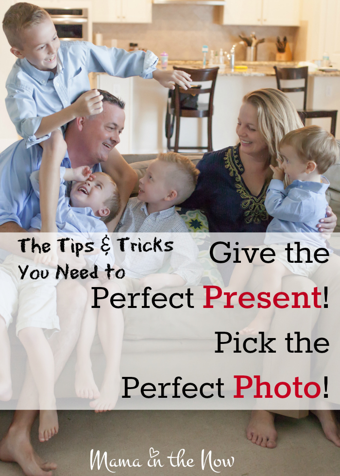 The tips and tricks you need to give the perfect present - to pick the perfect photo! When deciding which picture to memorialize on canvas, ask these six questions.