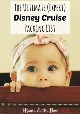 The Ultimate (Expert) Disney Cruise Packing List