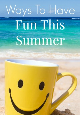 50 awesome ways to have fun this summer! Our bucket list items are both realistic, well-balanced between structure and free-play. This list is a motherhood win.