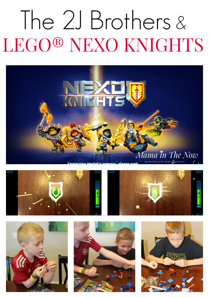 The 2J Brothers review LEGO NEXO KNIGHTS in an epic unboxing. Click to get all the details about the set from the experts.