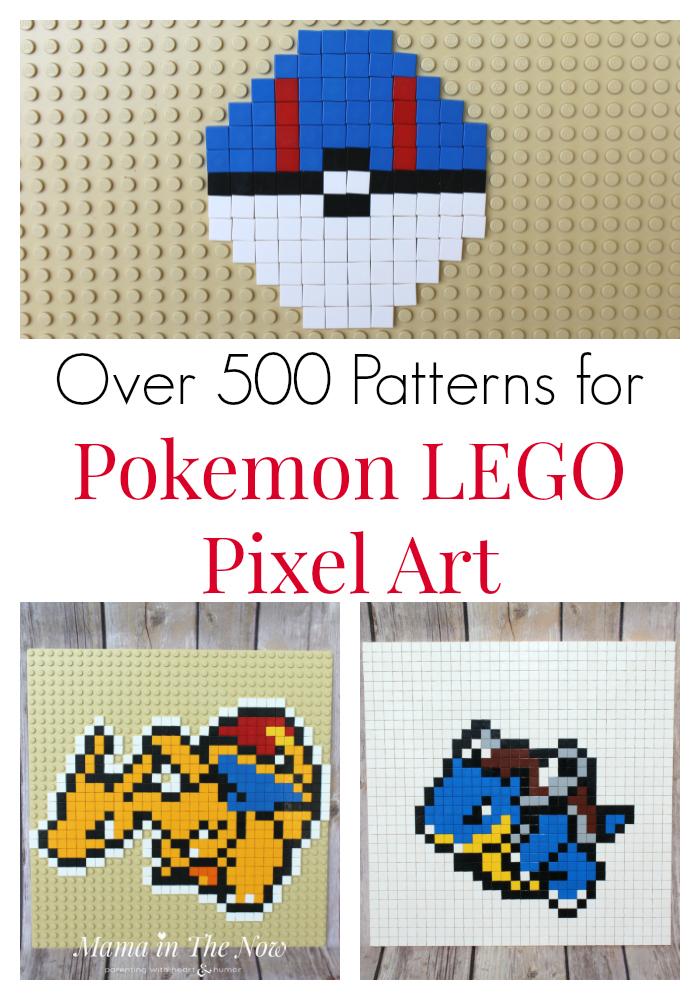 Over 500 Of The Best Pokemon Pixel Art