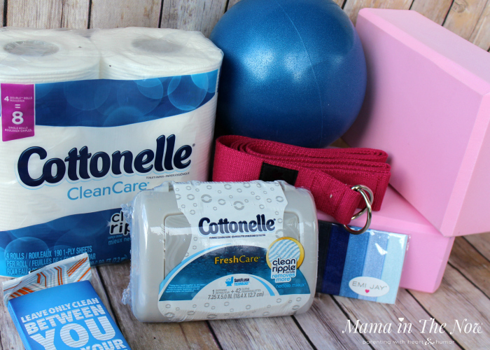 Starting an exercise routine? Make sure you have everything you need - before you start! Great resource for moms on a budget and frugal women.