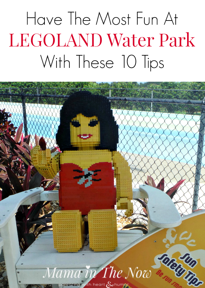 Tips and hacks to ensure a great time at LEGOLAND Water Park. Know what to bring, what to wear and what to do - for the whole family.