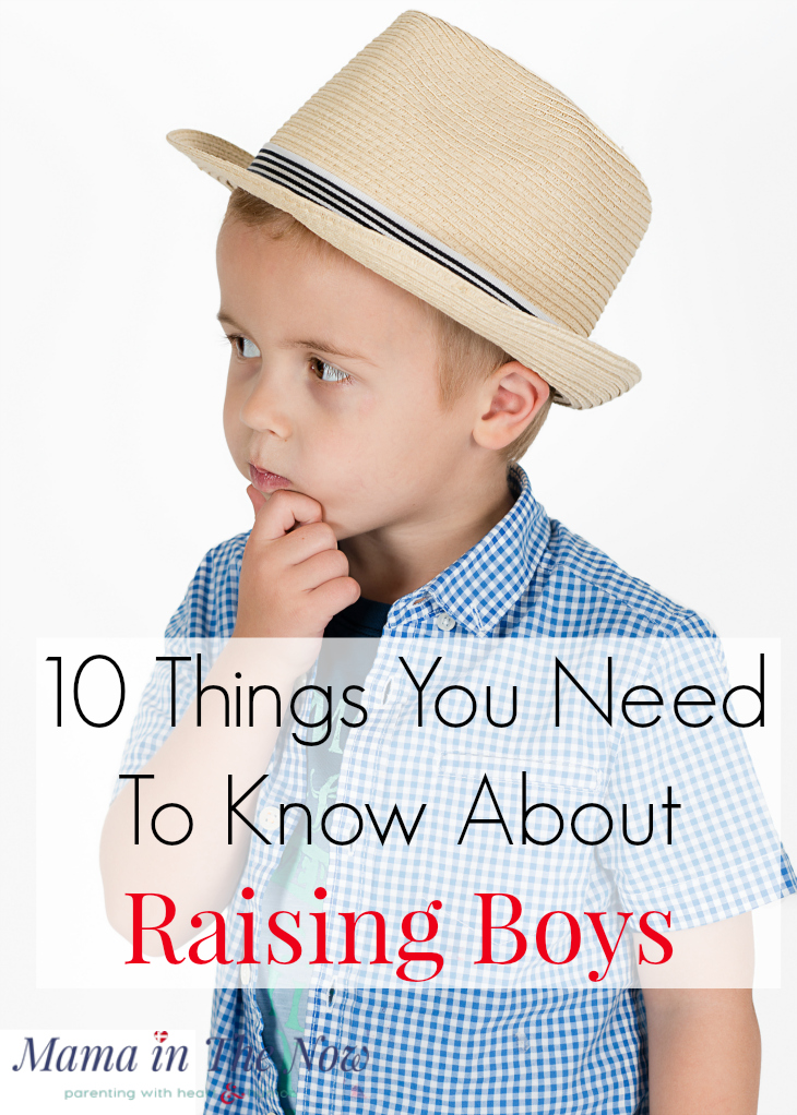Raising boys can be overwhelming. Positive parenting, conscious discipline and lots of humor is necessary. This mother of four boys shares her best tips, tricks and hacks of how to enjoy motherhood as a boy mom!