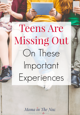 Teens' online use and social media obsession is causing them to miss out on developmentally important experiences. This is a father's tips for other teen parents.