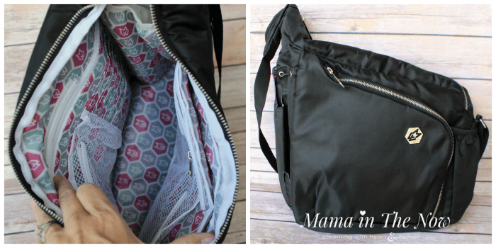 Diaper bag packing tips, tricks and hacks from a mother of four - who hates feeling like a pack mule. Bring the essentials for baby. Easy tips for new moms!