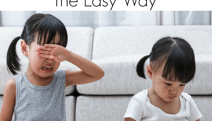 How to Teach Kids Conflict Resolution Skills, the Easy Way